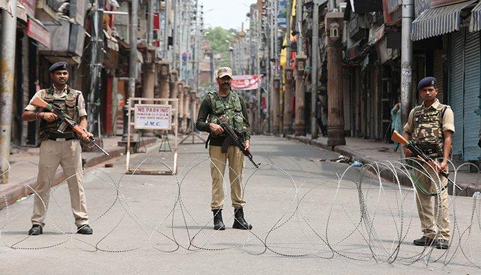 Kashmir Clampdawn turns hospitals into graveyards