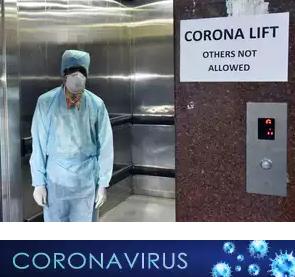 First confirmed coronavirus case in Jammu & Kashmir