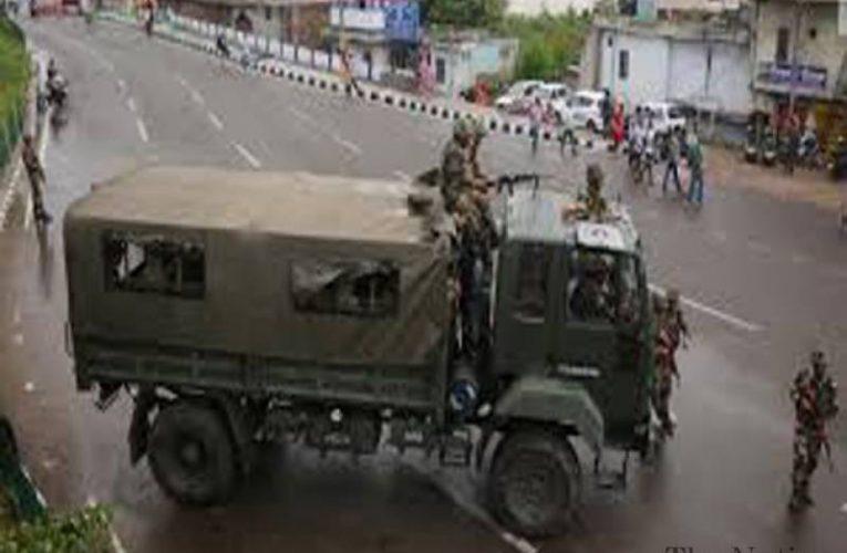 India starts selling Kashmir