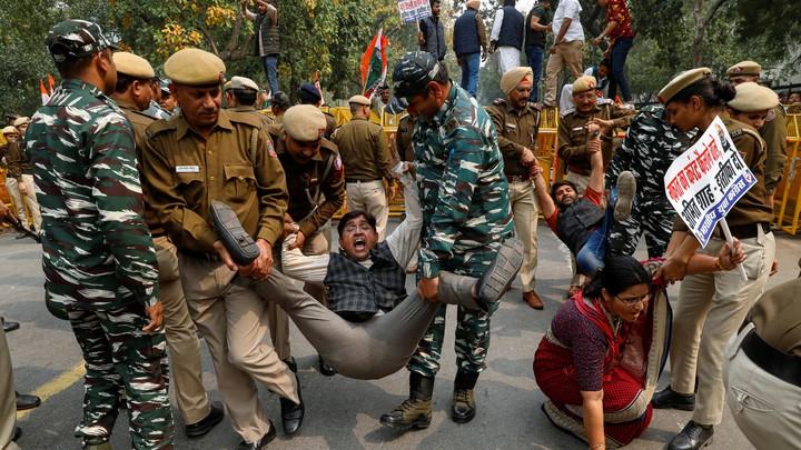 India Failed Delhi