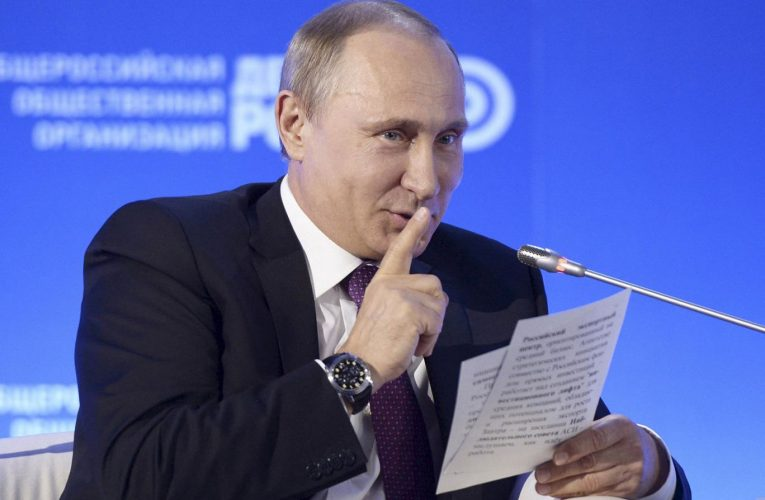 """Climate Change has been seen as a """"Good Thing"""" for Russia"""