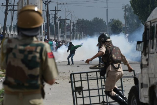 India, in a State Of Civil WAR,Prevailing Insecurity Among Masses