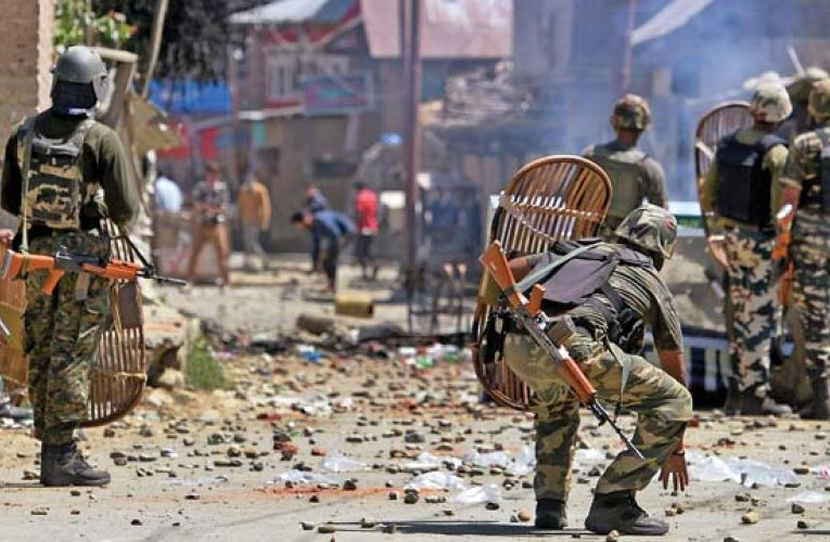 Indian Army Admitted, Involvement in Terrorism Activities