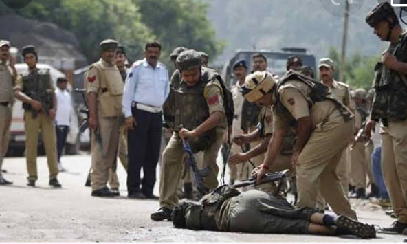 Indian ARMY admitted Involvement in killings of Innocent Kashmiris