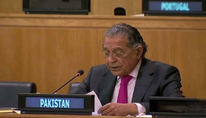 Pakistan tells UNGA: India's rights abuses in Kashmir threaten world peace
