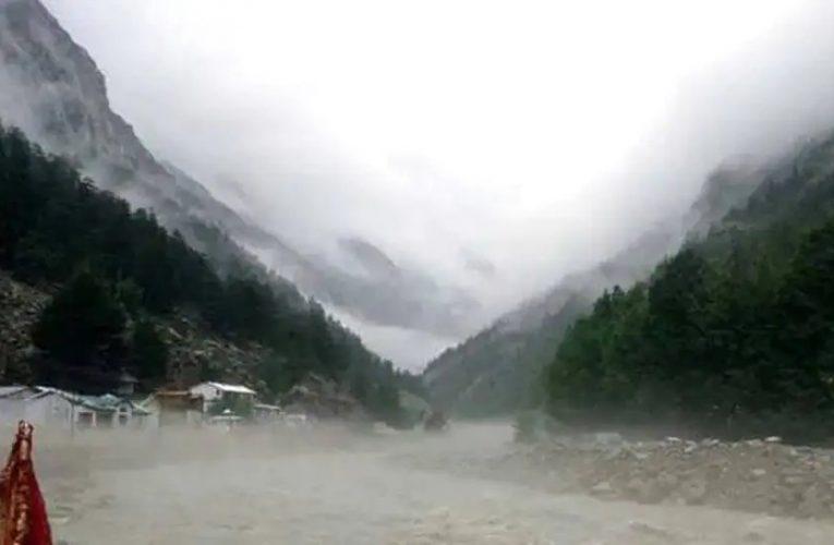 4 dead, 36 missing after cloud burst at Jammu and Kashmir's Kishtwar